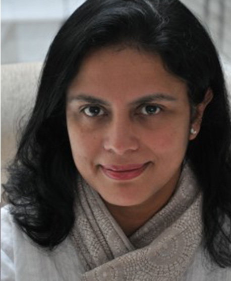 Ms. Rubana Haq