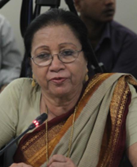 Ms. Salma Khan